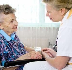 Bewerbung Krankenschwester